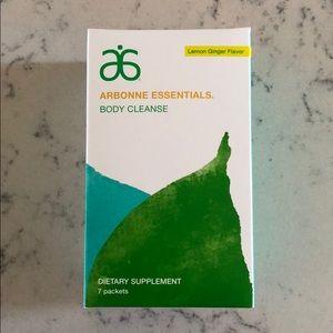 Arbonne Body Cleanse